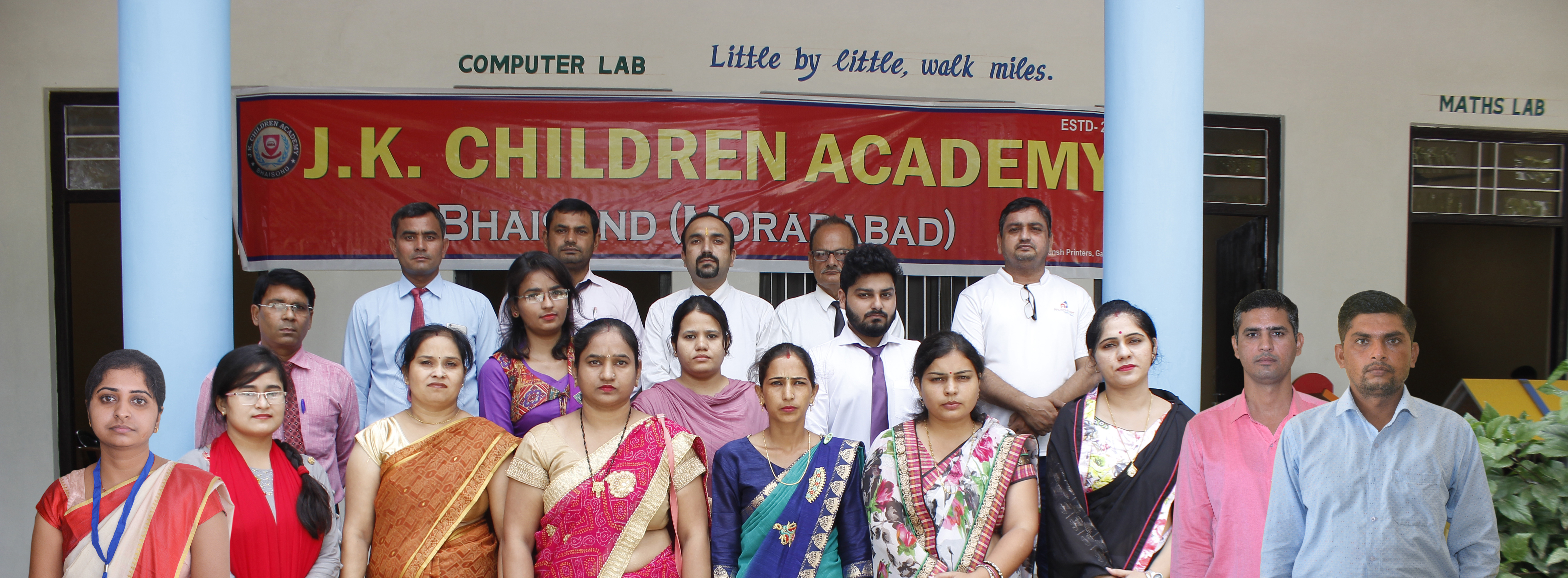 J.K.Children Academy in Moradabad